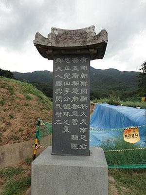 남연군 묘소-묘비-01.jpg